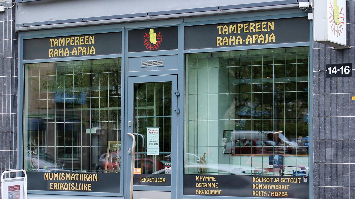 Tampereen Raha-apaja
